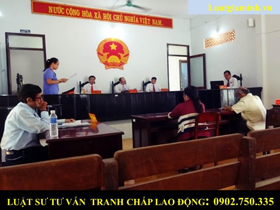 Dich vu luat su giai quyet tranh chap lao dong tai Quang Nam Da Nang