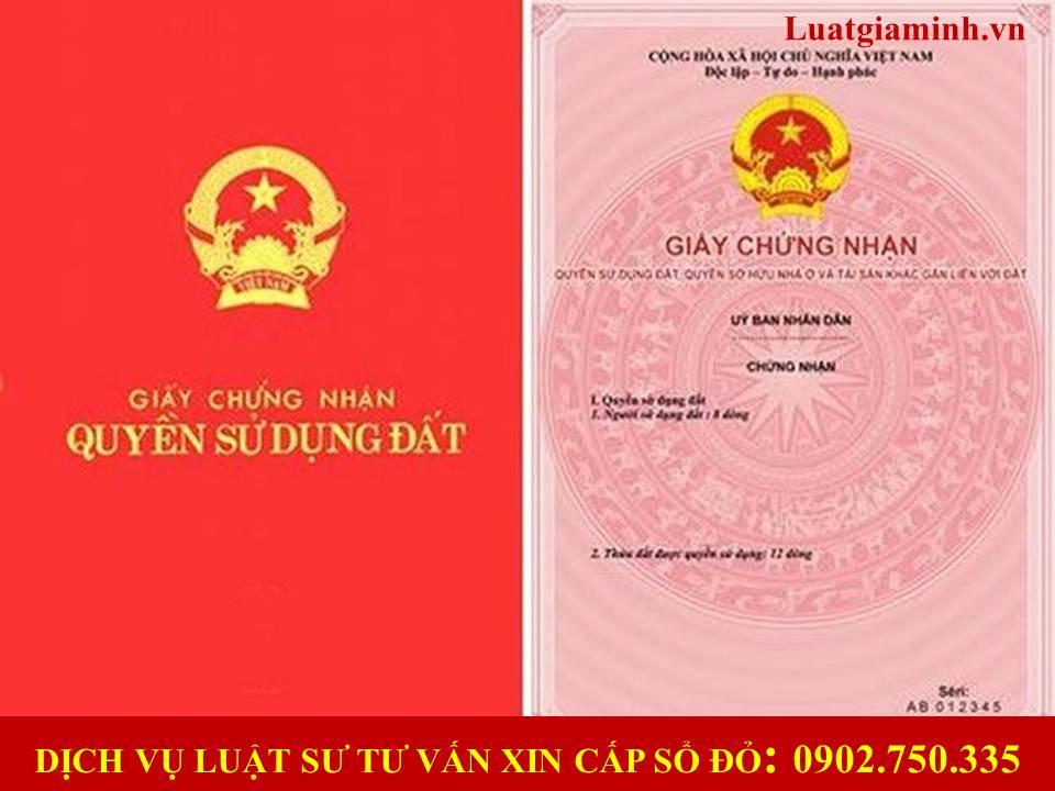 Dich vu xin cap so do tai Thang Binh Quang Nam
