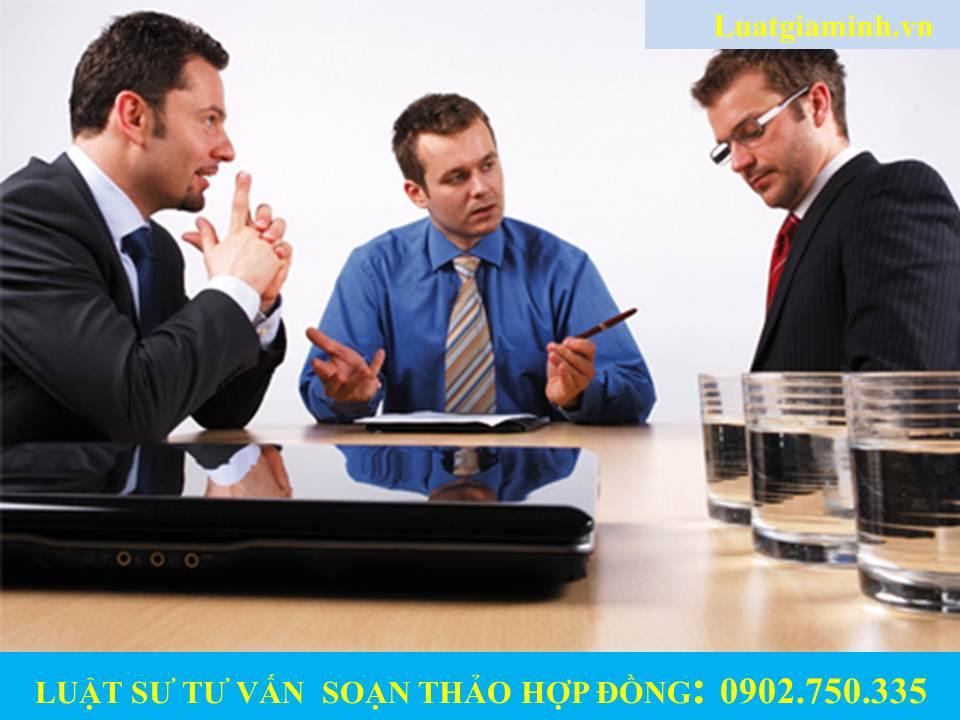 Luat su tu van soan thao hop dong tai Da Nang Quang Nam