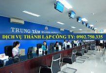 Dich vu thanh lap cong ty tai Quang Nam
