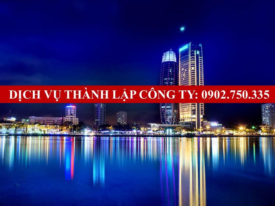Thanh lap cong ty tai Quang Nam Da Nang de hay kho
