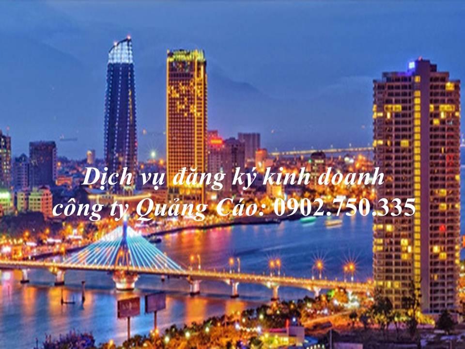 dich vu thanh lap cong ty quang cao Quang Nam Da Nang